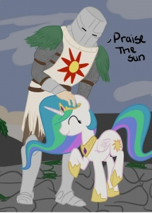 I don't think Celestia is to scale.
