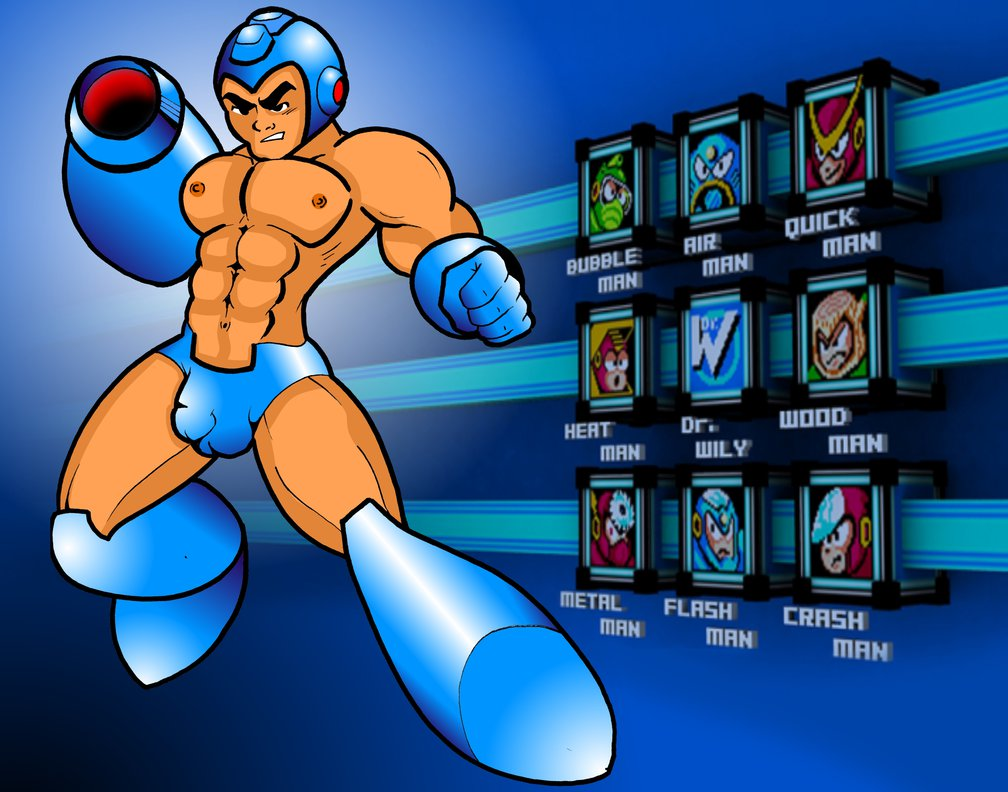 Hey guys!  Mega Man is back!