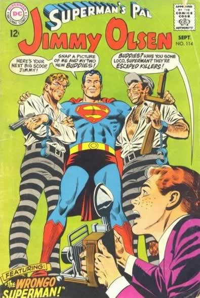 """The WRONGO SUPERMAN!"""
