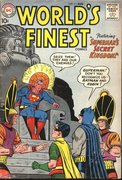 Superman:  King of Mesoamerica.