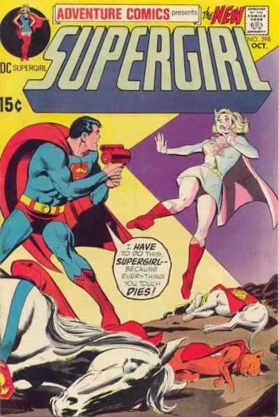 Superman Kills Supergirl.