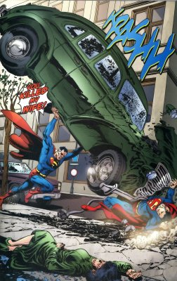More Superman vs. Superman Stuff.