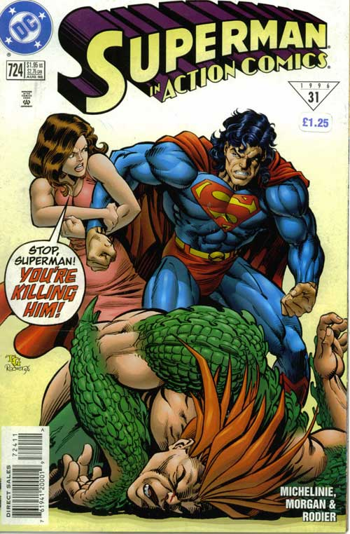 Insult Superman's Mullet, Pay the Price.
