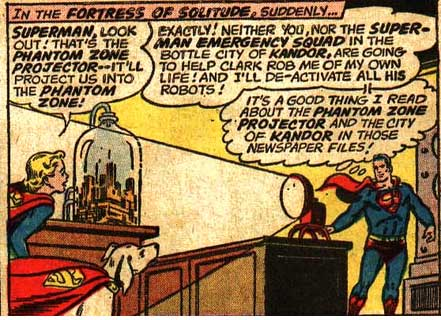 Apparently Supergirl Isn't Very Bright.