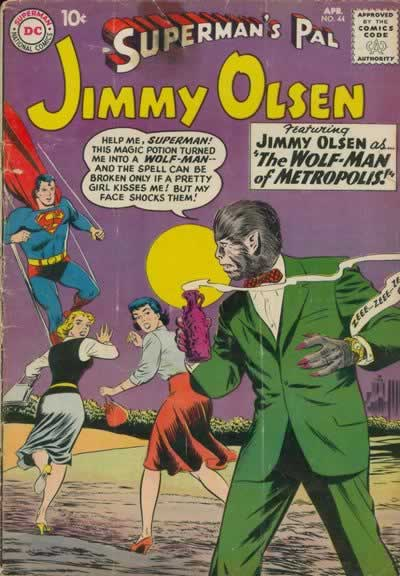 Jimmy the Wolf-Man.