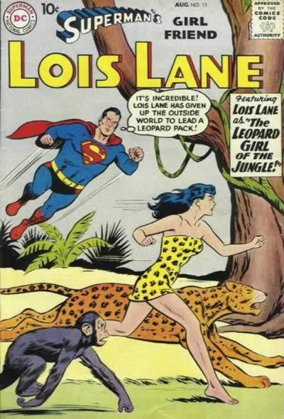 Lois of the Leopards.