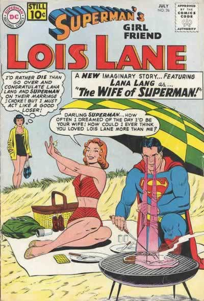 """The Wife of Superman!"""