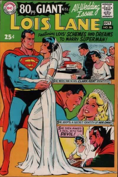 "A Whole Issue of ""Lois Gets Married."""