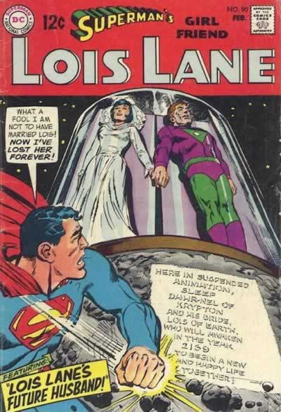 Lois Gets Married Twice in Two Months.