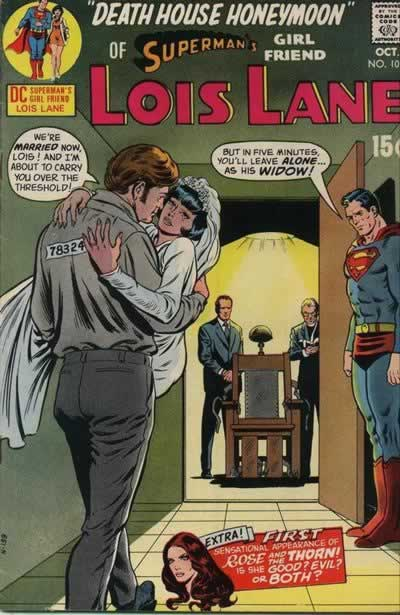 Lois Gets Married.  Again Again Again.