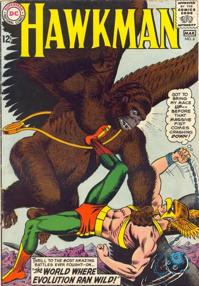 Hawkman in the Land of Oz.