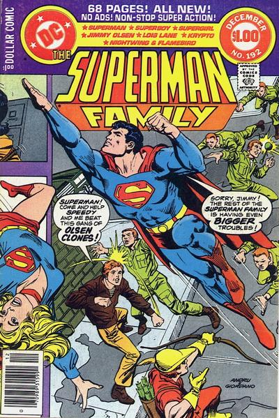 What Would Make Superman Pass a Chance to Pummel an Army of Jimmy Olsens?