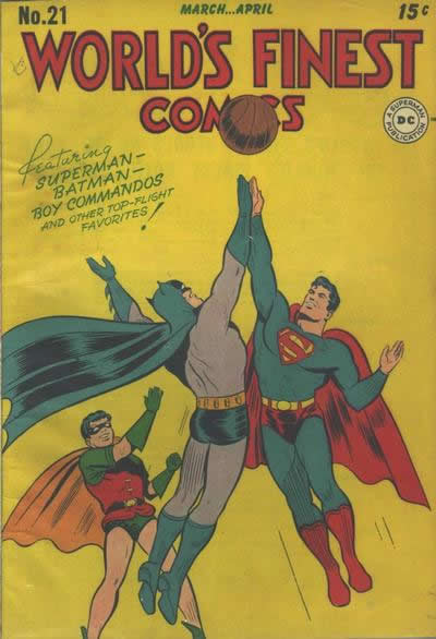 Why the Hell Isn't Superman Winning This Jump-Off?