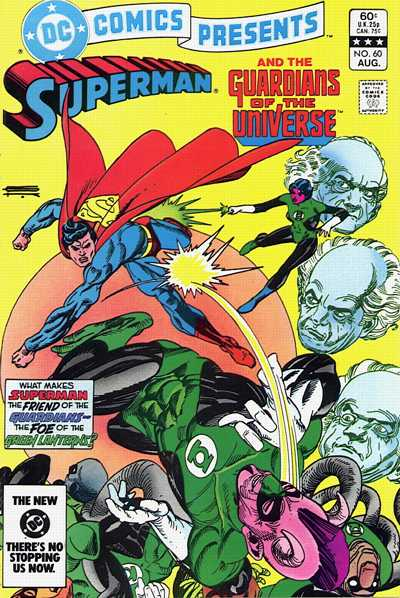 Superman:  Foe of the Green Lanterns.