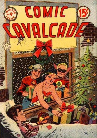 How Wonder Woman Stole Christmas.