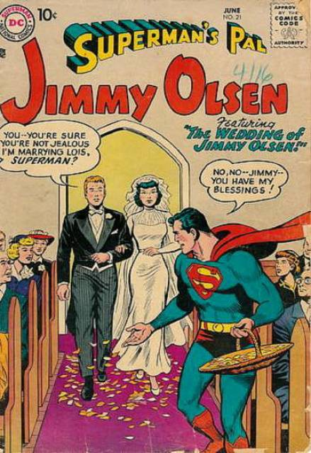 Jimmy Marries Lois