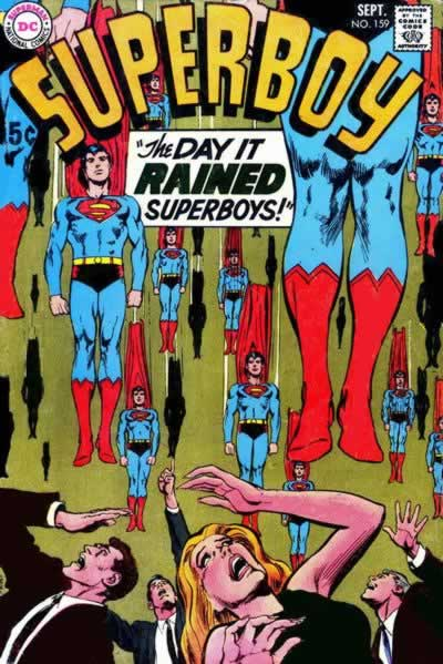 """The Day it Rained Superboys!"""