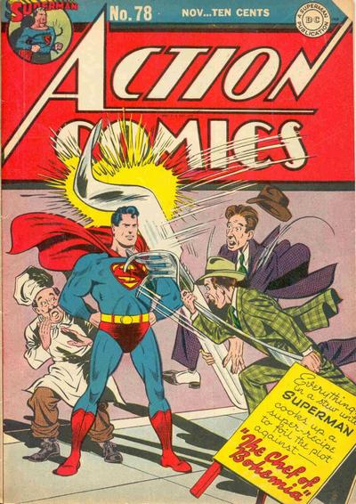 Quite Possibly the Lamest Attempt on Superman's Life Ever.