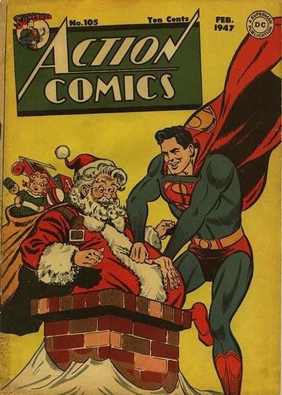 What Happens When Santa Doesn't Fit Down the Chimney?