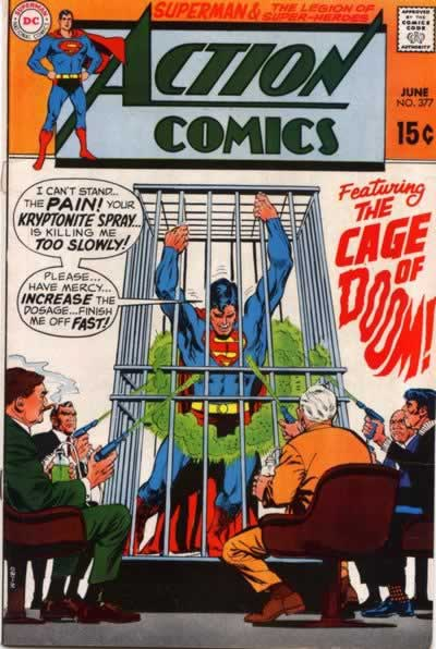 """The Cage of Doom!"""