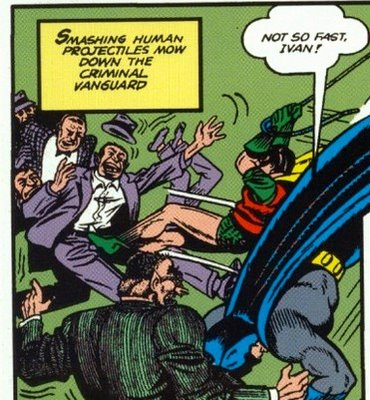 You Just Don't Understand Batman's Methods...