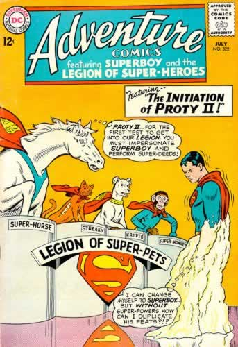 Legion of Super-Pets.