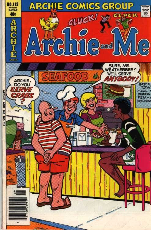 Archie Serves Black People.