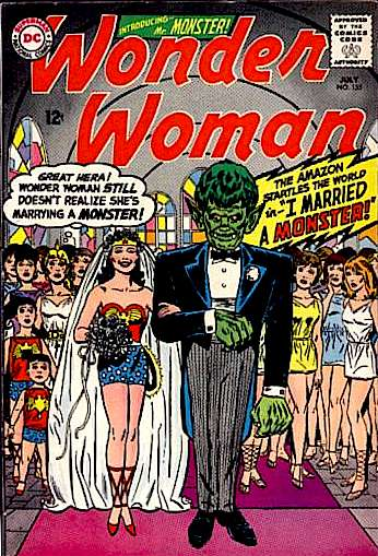 Wonder Woman Steals a Page From Lois's Book.