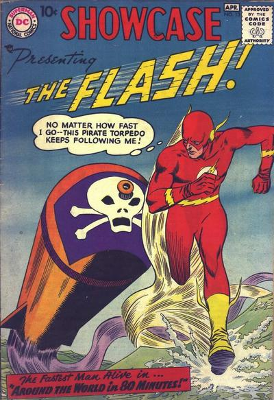 Flash Can't Outrun the Truth.