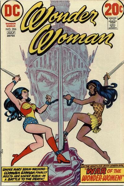 """War of the Wonder Women!"""