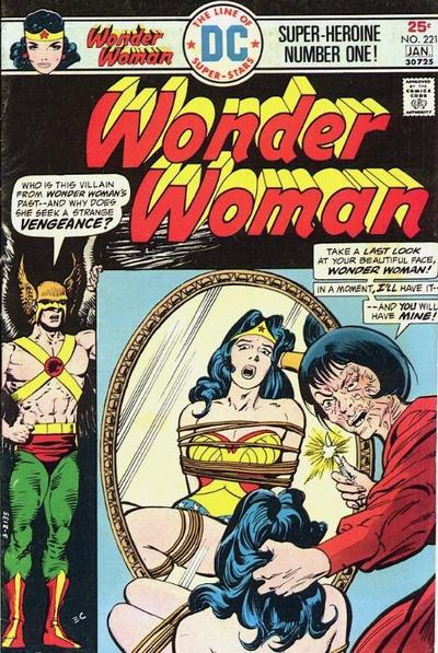 Wonder Woman's Cosmetic Surgery.