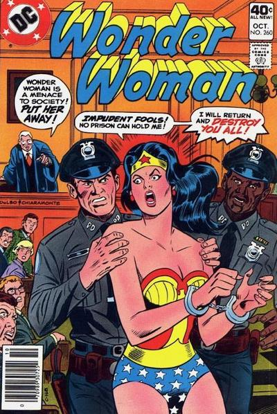 Wonder Woman Is Essentially the Female Superman.