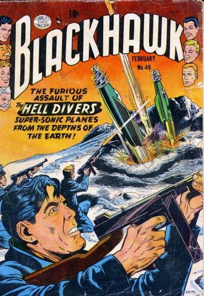 """""""The Furious Assault of the Hell Divers!"""""""