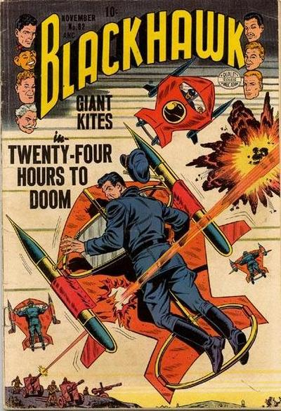 """Giant Kites in--Twenty-Four Hours to Doom!"""