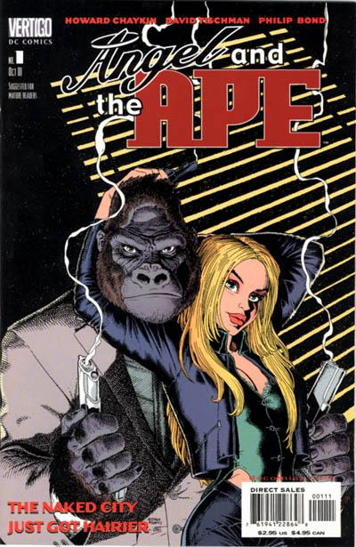 More Angel and the Ape.