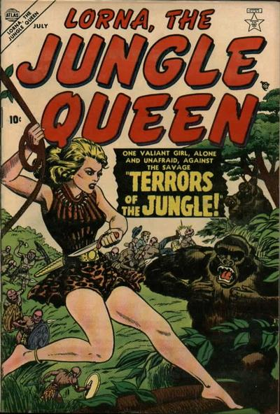 """Lorna:  The Jungle Queen!"""