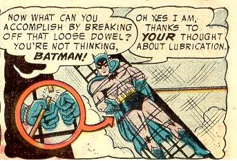 "More ""Batman's Gay"" Innuendo."