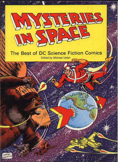 Mysteries in Space Indeed...