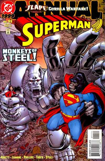 """Monkeys of Steel!"""