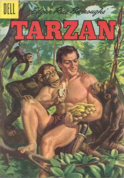 So Where is Tarzan That He Has Chimps and Bananas?