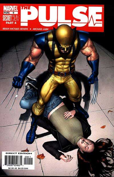 Wolverine is Excited.  Really Excited.