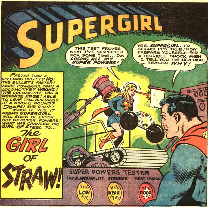 """The Girl of Straw!"""