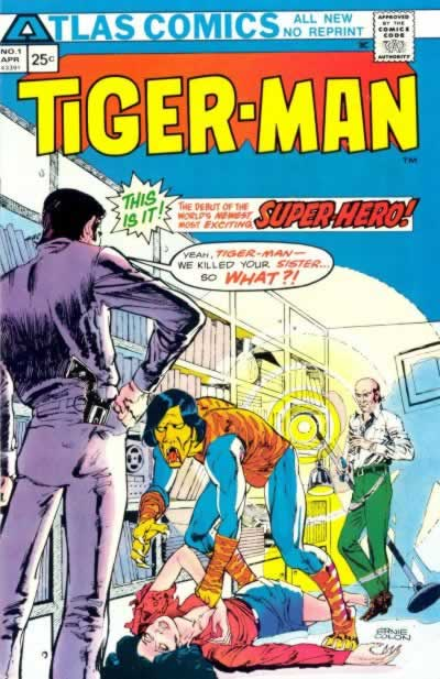 Never Heard of Tiger-Man Either?