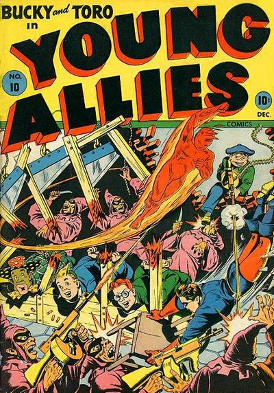 """""""Young Allies!"""""""