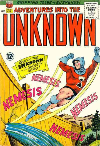 Most Inept Superhero Ever?