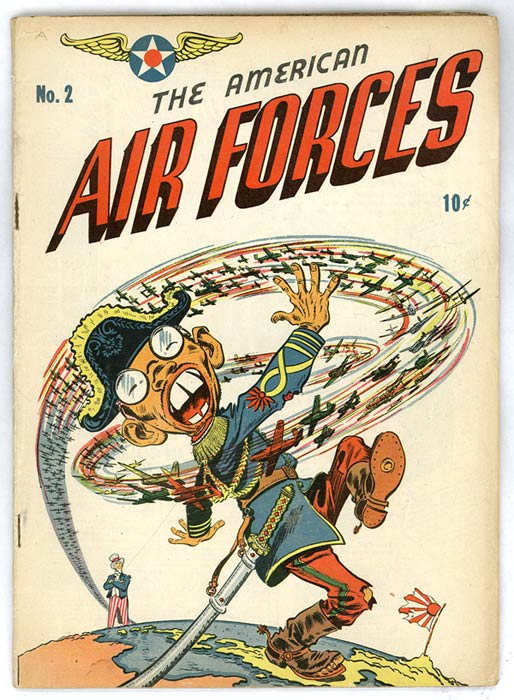 """The American Air Forces."""