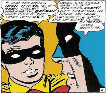 """Uncle Sam Doesn't Have to Give Reasons, Robin!"""