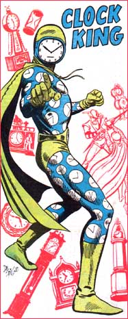 Who Remembers This Version of Clock King?