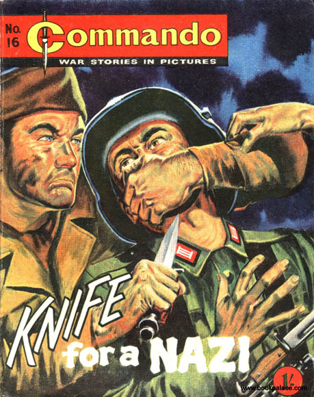 """Knife For a Nazi!"""