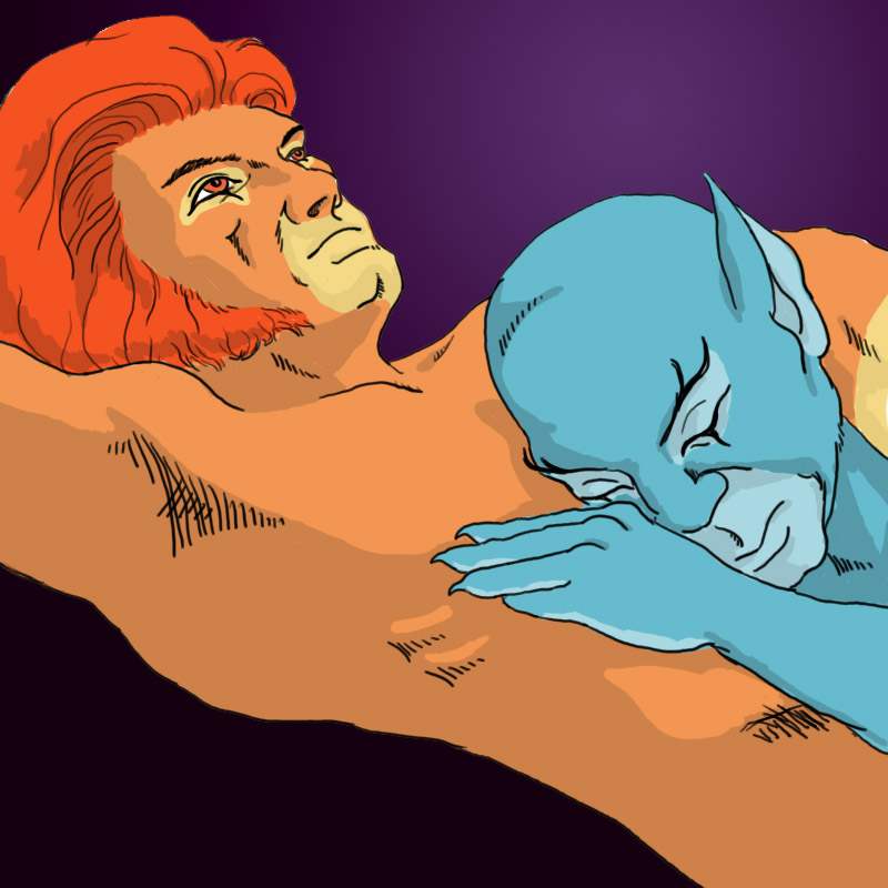 Lion-O + Panthera = OTP